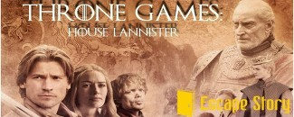 2400 din- Escape Story predstavlja novu interaktivnu sobu Throne Games - House Lannister