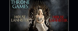 2900 din- nova interaktivna soba Throne Games - House Lannister